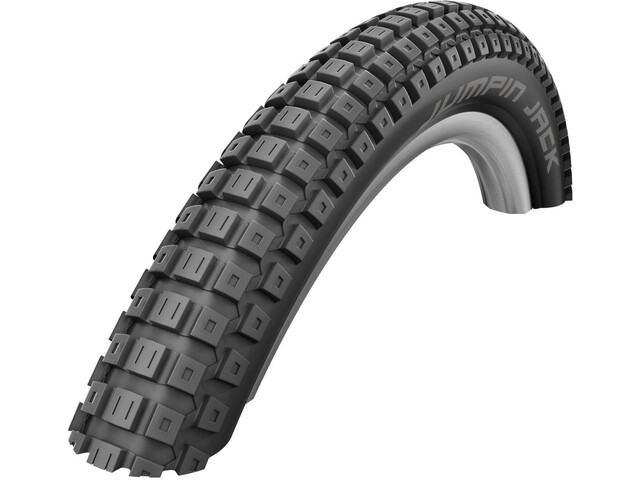 "SCHWALBE Jumpin Jack Bike Tyre 20"" Addix Performance black"